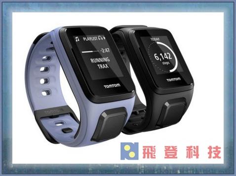 【運動健康錶】(黑-寬錶帶)TOMTOM SPARK 運動錶 公司貨 含運含稅