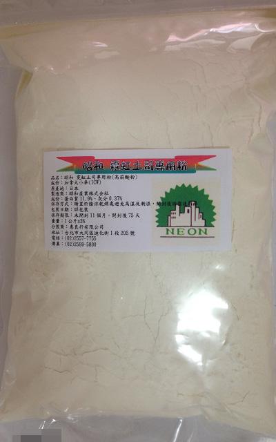 [HLH] 昭和 霓虹土司專用粉 1KG/包