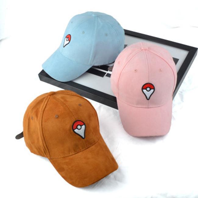 50%OFF【E018645H】寶可夢 神奇寶貝球 寵物小精靈遊戲周邊禮物棒球帽嘻哈帽