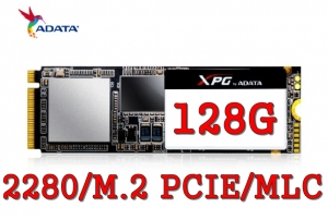 ADATA 威剛 XPG SX8000 128G M.2 2280 PCIe MLC SSD 固態硬碟