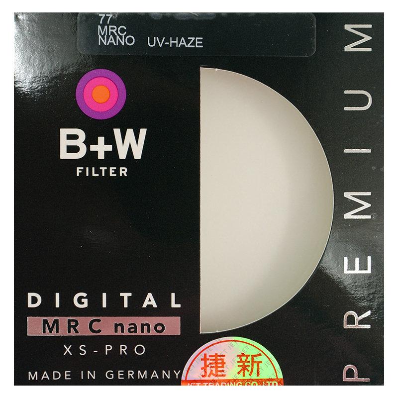 ◎相機專家◎ B+W XS-Pro 37mm 010 UV MRC nano 超薄奈米鍍膜保護鏡 XSP 捷新公司貨