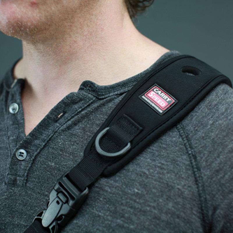 ◎相機專家◎ CARRY SPEED 速必達 DS-SLIM 單肩快取減壓背帶 最新款 公司貨