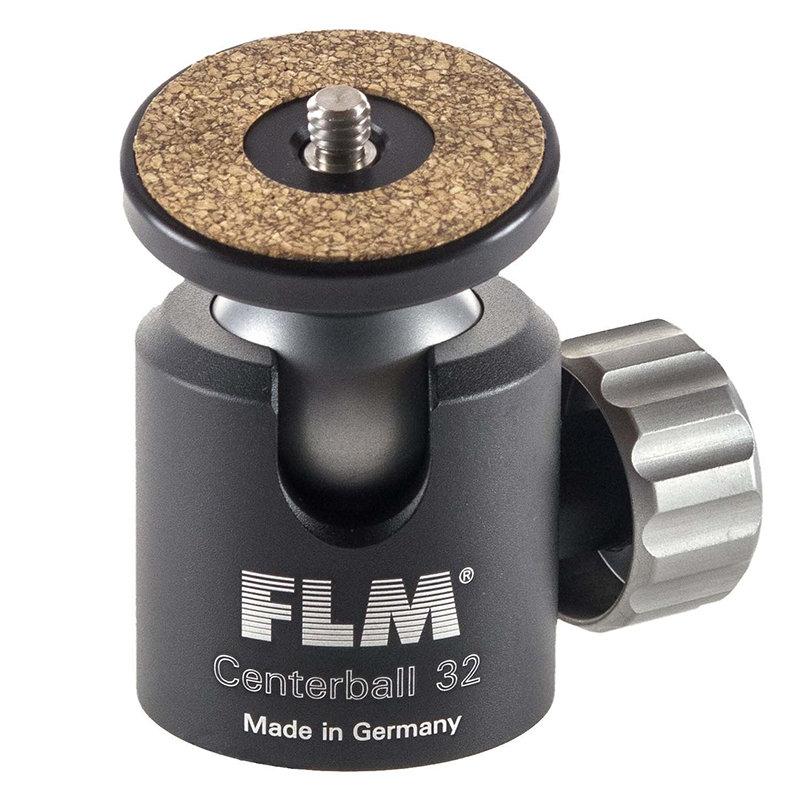 ◎相機專家◎ FLM CB-32 德國製頂級球型雲台 公司貨