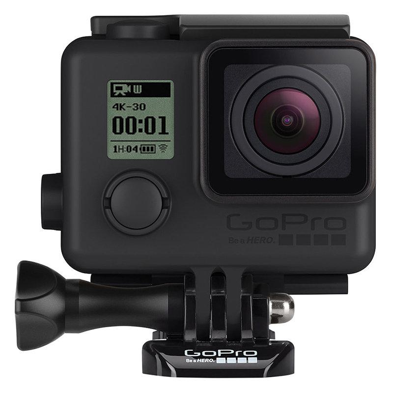 ◎相機專家◎ GoPro HERO4 40公尺消光黑防水盒 HERO3 AHBSH-401 總代理公司貨