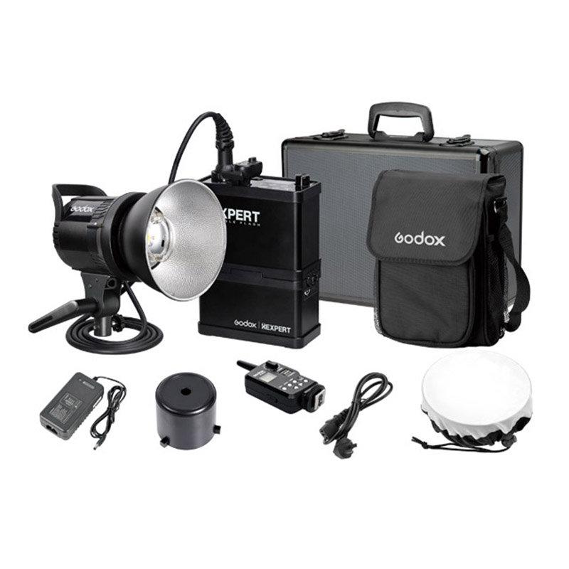 ◎相機專家◎ Godox 神牛 RS400P 外拍燈套組 400瓦 RS-400P 開年公司貨