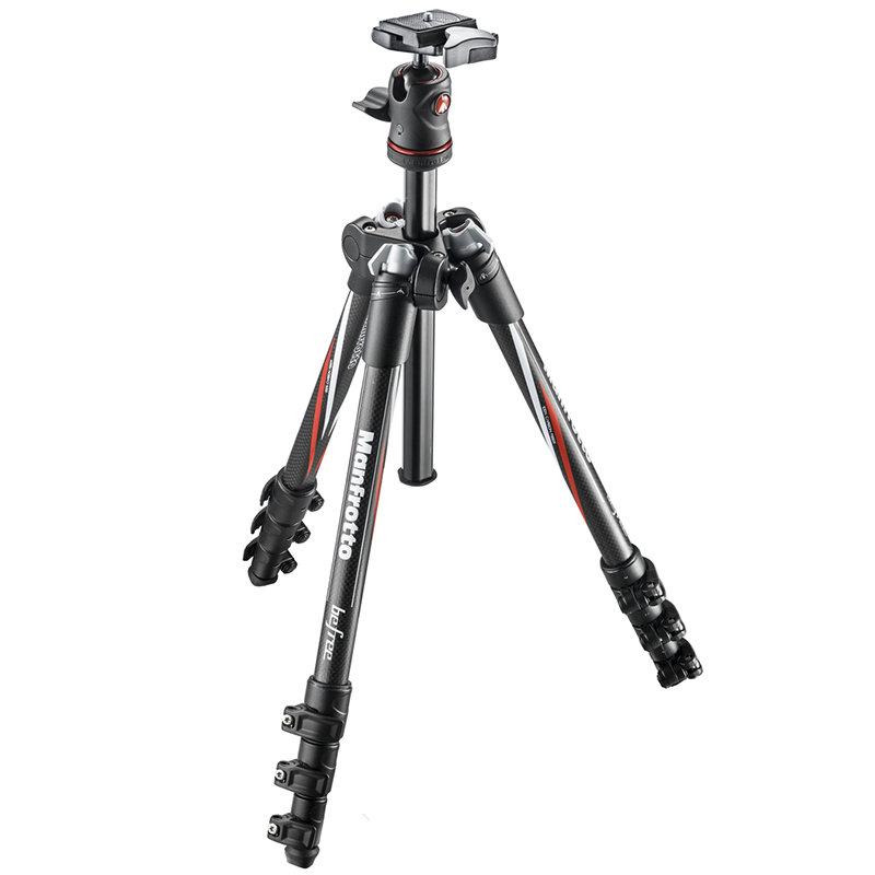 ◎相機專家◎ Manfrotto MKBFRC4-BH Befree Carbon 碳纖維三腳架套組 正成公司貨