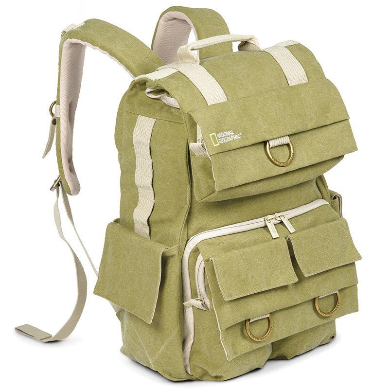 ◎相機專家◎ National Geographic 國家地理 送原廠雨衣 NG5160 中型雙肩後背包 正成公司貨