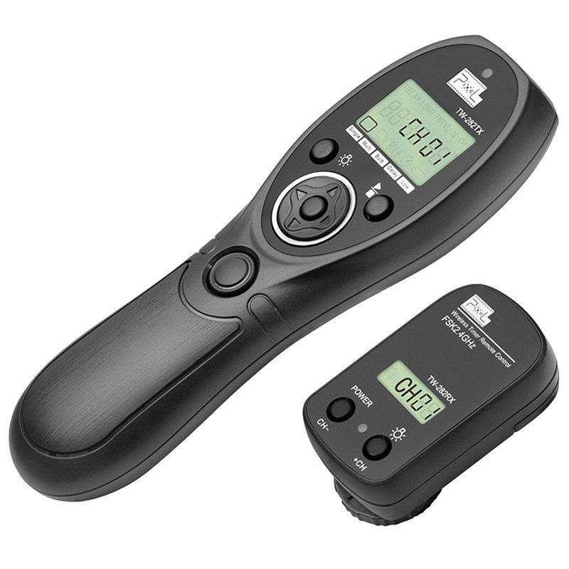 ◎相機專家◎ PIXEL TW-282/E3 無線定時快門遙控器 TW282 E3 公司貨
