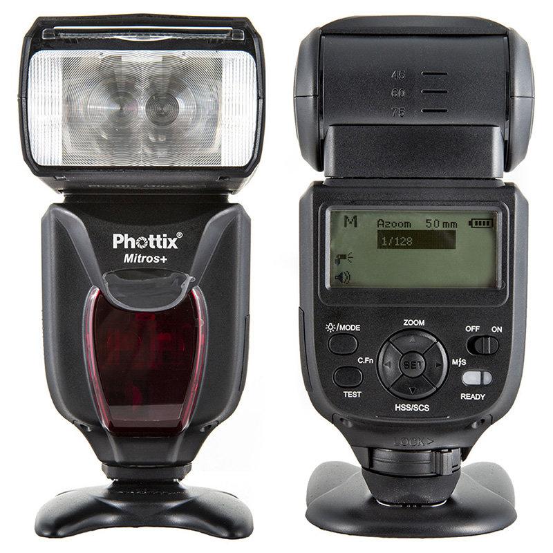 ◎相機專家◎ Phottix Mitros+ TTL 閃光燈 for Sony新熱靴 加購電池破盤價 群光公司貨