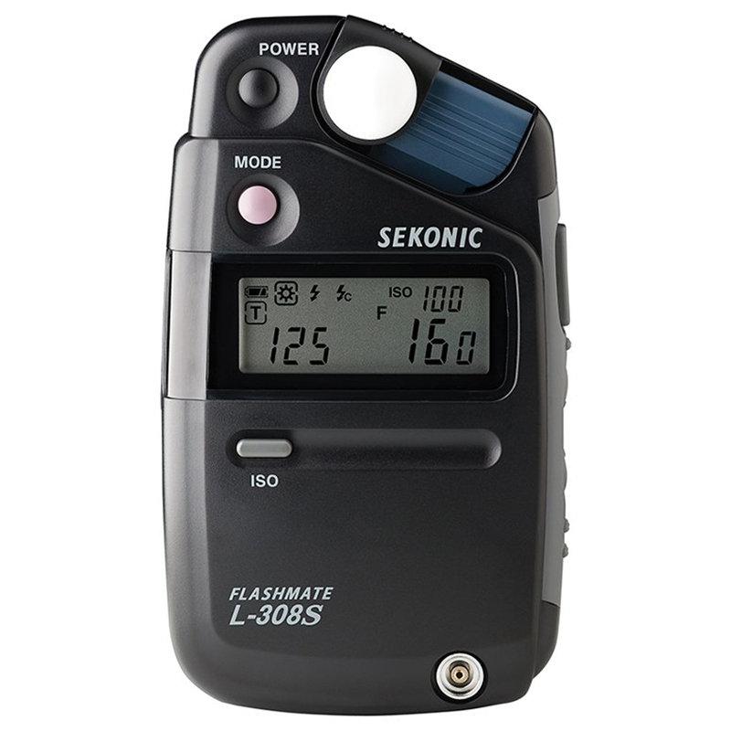 ◎相機專家◎ SEKONIC L-308S 袖珍型測光表 華曜公司貨