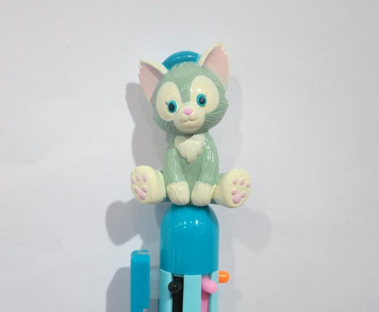 駱駝熊 東京海洋迪士尼DUFFY達菲系列托尼多色筆