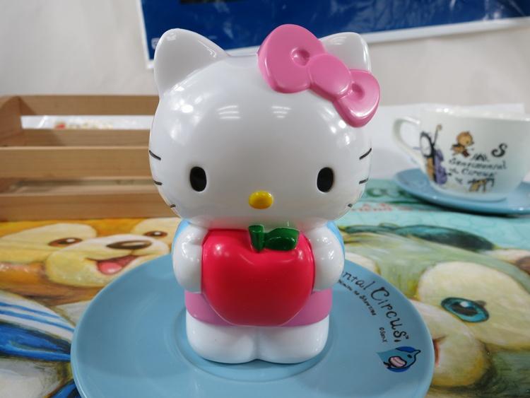 駱駝熊 Hello Kitty 小小存錢筒