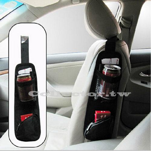 【T16032401】汽車椅側收納袋 多功能置物袋 車用多用途收納袋