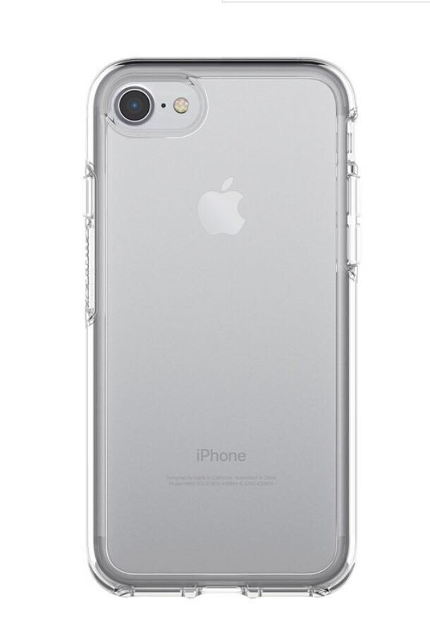 OtterBox Symmetry series clear 炫彩幾何透明系列防摔殼 iPhone7 / i7