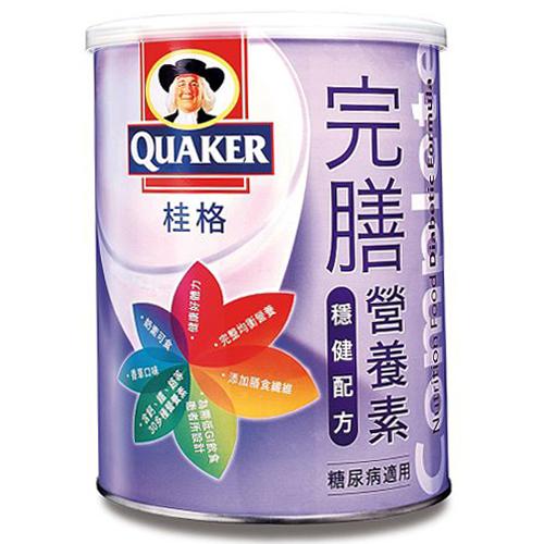 【桂格】完膳營養素穩健配方900g(瓶)