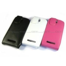 【真皮世家】HTC One SV C520e T528t 掀蓋式真皮皮套