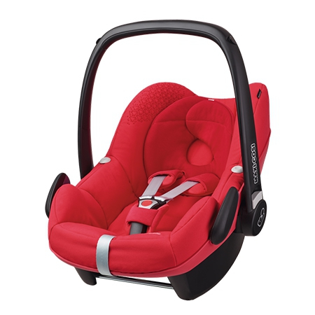 *babygo*Maxi Cosi Pebble提籃汽車安全座椅【origami red】