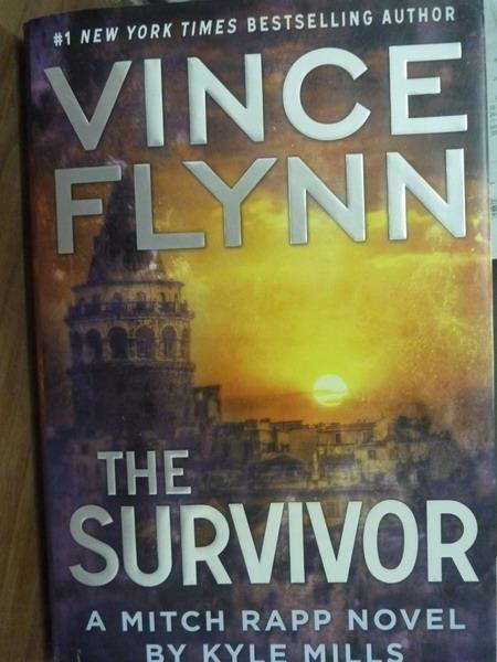 【書寶二手書T8/原文書_QGR】The Survivor_Vince Flynn