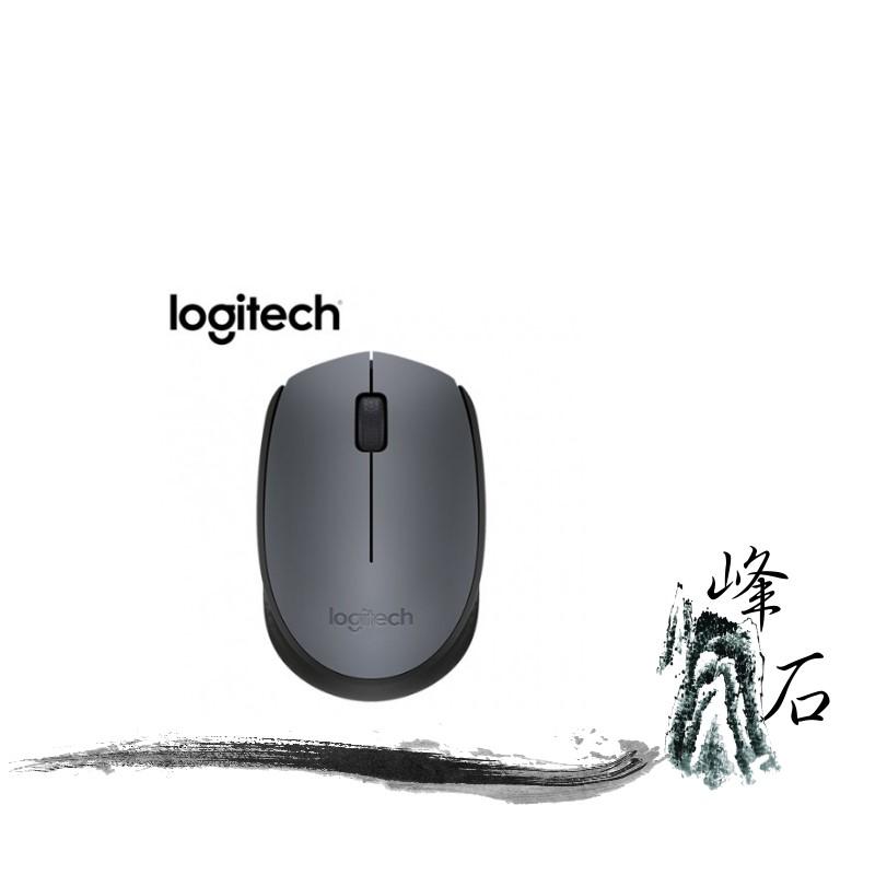 樂天限時優惠!全新公司貨 Logitech 羅技 B170 無線滑鼠 左右手通用 電源開關 隨插即用 可重新指定左右按鍵功能 2.4G