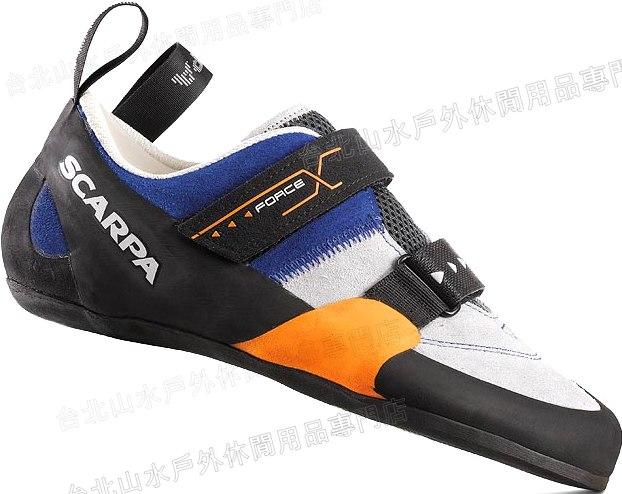 Scarpa Force X 攀岩鞋 70019