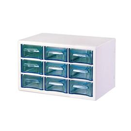【nicegoods】小品登分類盒(塑膠 分格盒 置物盒)