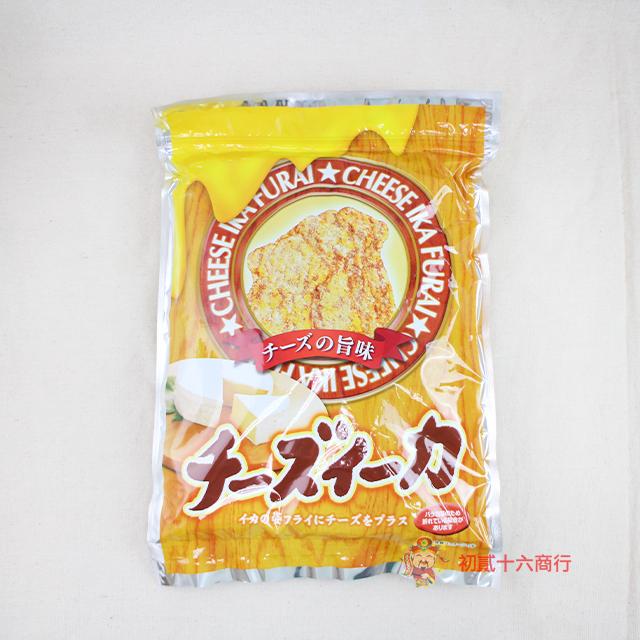 【0216零食會社】日本共同食品_起司花枝天婦羅140g