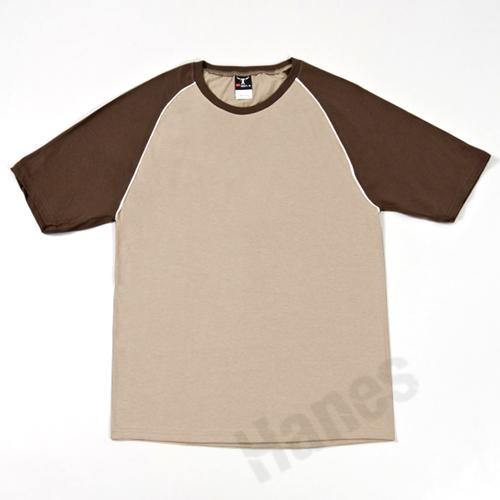 【Hanes】 Beefy系列經典素面T恤