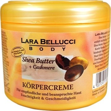 HerbHope 赫柏 Lara Bellucci 乳木果黃金羊絨香氛美體霜 500ml 美十樂藥妝保健