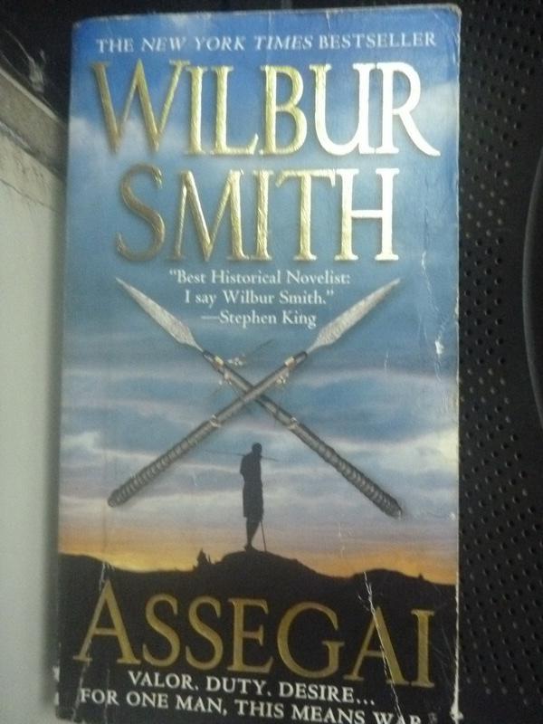【書寶二手書T7/原文小說_LER】Assegai_Smith, Wilbur A.