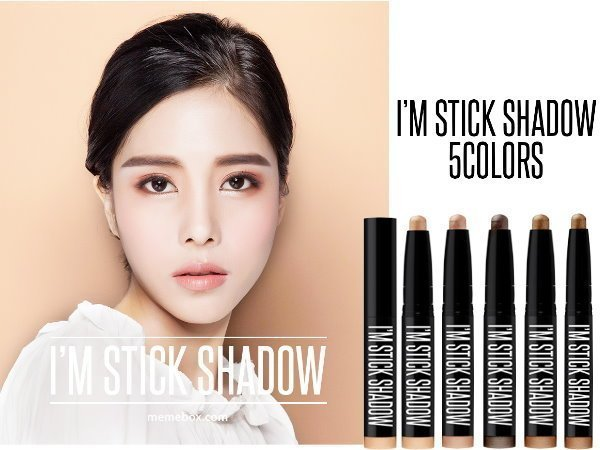 韓國 MEMEBOX 打亮臥蠶眼影棒 I'M STICK SHADOW 1.1G 4色供選 ☆真愛香水★ 女生聖誕交換禮物