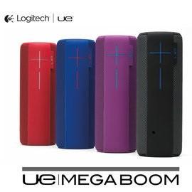 羅技Logitech Ultimate Ears UE MEGABOOM 黑/藍/紅/紫 四色款  NFC 防潑水防撞 無線藍牙喇叭
