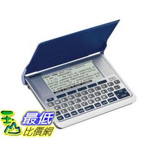 [美國直購] Franklin 佛蘭克林 Electronic Speaking Merriam-Webster's Dictionary with Thesaurus and Spell Correction SSD-256
