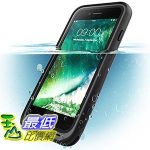 [美國直購] i-Blason [Waterproof] 防水 黑色 Apple iphone7+ iPhone 7 Plus (5.5吋) Case 手機殼 保護殼
