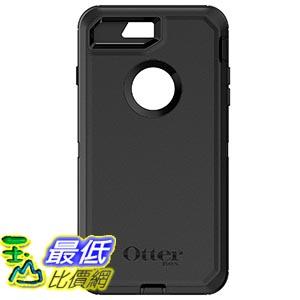 [美國直購] OtterBox 77-54041 DEFENDER SERIES iphone7+ iPhone 7 Plus (5.5吋) 手機殼 保護殼 保護套 黑色