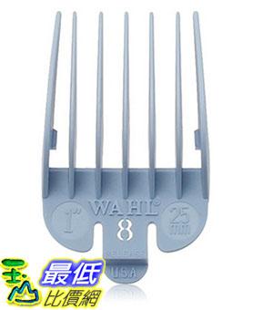 [美國直購] WAHL Color-Coded Attachment Comb, #8 理髮器週邊工具