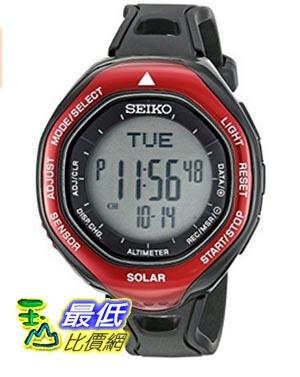 [美國直購] Seiko Men's SBEB003 Prospex Stainless Steel Watch with Black Band 手錶