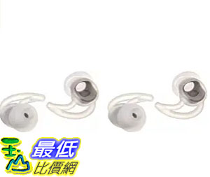 [美國直購] Bose 61168 原廠 耳機塞 耳塞 Medium StayHear with Tips, Pair of 2 一對2入 適用 Quiet Comfort 20