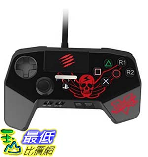 [美國直購] Mad Catz 搖桿 Street Fighter V FightPad PRO for PlayStation4 PS4/PS3