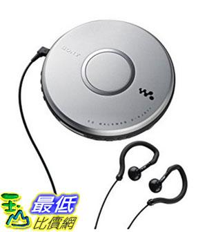 [美國直購] 二手良品 Sony DEJ011 Portable Walkman CD Player