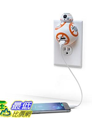 [美國直購] ThinkGeek 星際大戰 Star Wars USB Wall Charger 充電器 BB-8 BB8 週邊商品