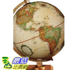 [COSCO代購 如果沒搶到鄭重道歉] Replogle 古典造型 地球儀12吋 _W660161