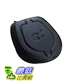 [美國直購] Hermitshell B01K1TDO70 收納殼 黑色 For Samsung Level U Pro In-ear Headphones Hard Protective Case