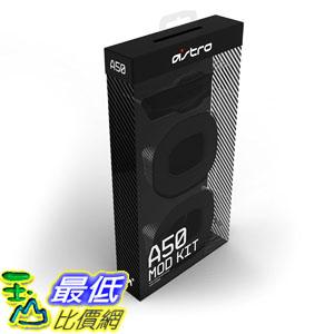 [105美國直購] ASTRO Gaming A5 0電競遊戲耳機週邊耳罩 Noise-Isolating Mod Kit - Black