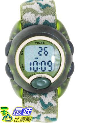 [105美國直購] Timex Children's Kids T71912 Digital Cloth Quartz Watch