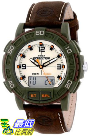 [105美國直購] Timex Expedition Double Shock Watch
