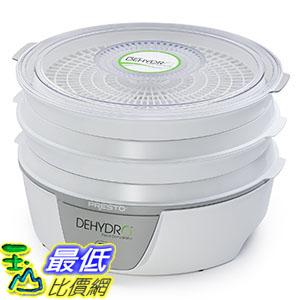 [美國直購] Presto 06300 Dehydro Electric Food Dehydrator 食物乾燥機 (烘乾機 風乾機 除溼機 DIY零食)