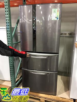 [105限時限量促銷] COSCO PANASONIC NR-D5601HV-K 560公升變頻四門冰箱 免基本配送 _C107765
