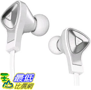 [美國直購] Monster DNA In-Ear Headphones 白色 入耳式耳機