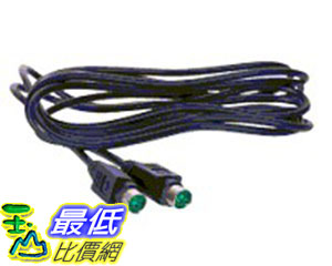 [美國直購] Fanatec PWPEDALC 連接線 Pedal/Shifter Cable PS/2–PS/2 250cm US