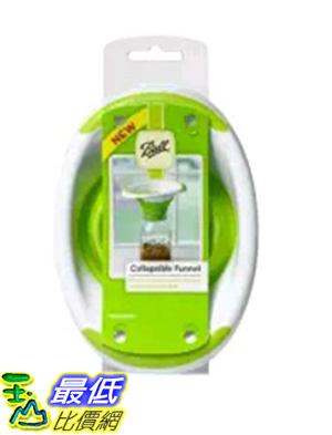 [美國直購] Ball 1440010732 玻璃罐 專用漏斗 Collapsible Funnel (by Jarden Home Brands)
